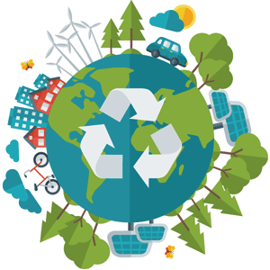 リサイクルイメージ図